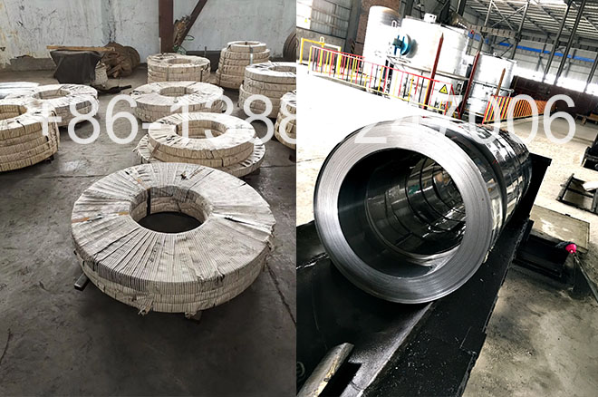 X20CrMo13 / 1.4120 Martensitic Stainless Steel Strip, Coil Cold Rolled Annealed